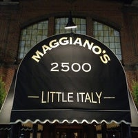Photo taken at Maggiano's Little Italy by Markus S. on 5/2/2012