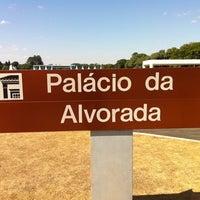 Photo taken at Alvorada Palace by Karina P. on 6/5/2011
