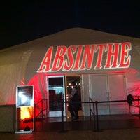 Photo taken at Absinthe by Scott C. on 3/23/2012