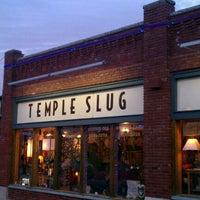Photo taken at Temple Slug Futons & Gifts by Benton on 1/16/2012