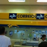Photo taken at Correios by Christiane A. on 12/16/2011