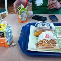 Photo taken at Burger King by Richard R. on 8/19/2011