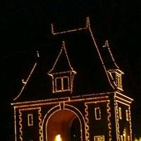 Photo taken at Biltmore Estate Main Gate by Jennifer H. on 12/28/2011
