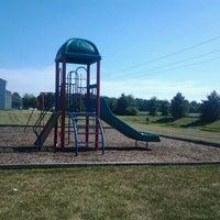 Photo taken at Sonesta Lakes Playground by Kennedy B. on 7/14/2011