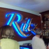 Photo taken at Ritz Bar & Lounge by Melody d. on 8/17/2012