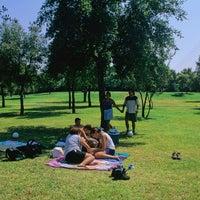 Foto tomada en Parque del Alamillo por Sevilla el 8/5/2011