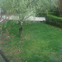 Photo taken at Matematik Bölümü by Batuhan B. on 4/19/2012