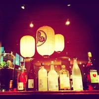 Photo taken at Kushi Izakaya & Sushi by angela n. on 12/2/2011