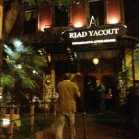 4/27/2012 tarihinde Anna I.ziyaretçi tarafından Riad Yacout'de çekilen fotoğraf