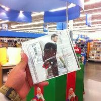 Photo taken at Walmart Supercenter by Eric O. on 11/7/2011