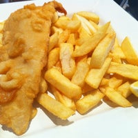 Photo taken at Watergrill Fish + Chippery by AorPG R. on 6/14/2012