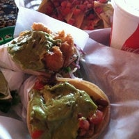 Photo taken at Nick's Crispy Tacos by Ray M. on 9/21/2011