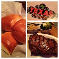 Photo taken at Texas Roadhouse by Aldouse H. on 6/19/2012