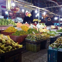 Photo taken at Mueang Mai Market by Woottipong T. on 10/21/2011