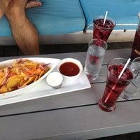 Photo taken at Savoroso Café Gelato by Sam D. on 8/20/2012