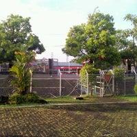 Photo taken at PT. Pertamina (Terminal BBM Lomanis) by Arifin A. on 1/8/2012