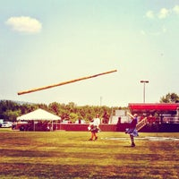 Photo taken at Greenville Highland Games by Josh T. on 5/26/2012