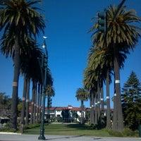 Photo taken at Hotel Milo Santa Barbara by Todd T. on 12/26/2011