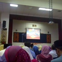 Photo taken at Sekolah Sultan Alam Shah (SAS) by IBRAHIM K. on 7/6/2012