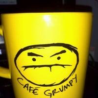Снимок сделан в Café Grumpy пользователем Madalynn G. 10/24/2011