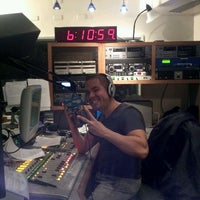 Photo taken at La Mega sbs radio by Ariel J. A. on 10/31/2011