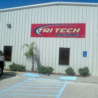 Photo taken at Tri Tech by Chad B. on 10/13/2011