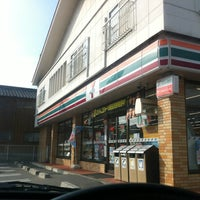Photo taken at セブンイレブン 碧南塩浜町店 by mirin 8. on 7/22/2012
