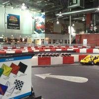 Photo taken at K1 Speed Anaheim by Joseph A. on 4/2/2012