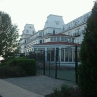 Photo taken at Wentworth by the Sea, A Marriott Hotel & Spa by Monroe H. on 5/26/2012