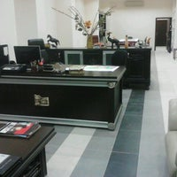 Photo taken at Burkay İnşaat Ofis by NaTrE on 8/16/2012