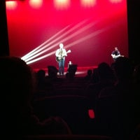 Photo taken at Spruce Peak Performing Arts Center by Anthony F. on 3/7/2011