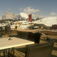 Photo taken at Nordic Ski Center Bar & Restaurant by Nicola B. on 4/2/2011