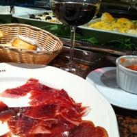 Photo taken at Restaurante Ibéricos by Nieves P. on 3/25/2012