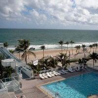 Photo taken at The Westin Beach Resort & Spa by Kim- P. on 12/21/2011