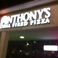 Photo taken at Anthony's Coal Fired Pizza by Carlos C. on 3/28/2012