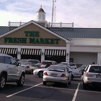 Photo taken at The Fresh Market by Daniel X. on 11/27/2011