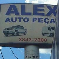 Photo taken at Alex Autopeças by Fernando Augusto A. on 11/30/2011