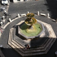 Photo taken at Piazza della Madonna dei Monti by Fabio P. on 7/24/2011