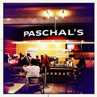 Photo taken at Paschal's Southern Cuisine by Muffin on 4/29/2011