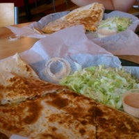 Photo taken at Global Quesadilla by Michael R. on 8/16/2012