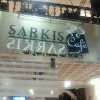 Photo taken at Sarkis Cafe by Negad E. on 4/4/2012