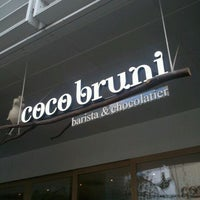 Photo taken at Coco Bruni by Don Charles L. on 9/18/2011