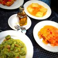 Photo taken at Piattini Wine Cafe by Jane P. on 5/12/2012