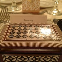 Photo taken at Abbington Distinctive Banquets by Eman A. on 12/18/2011