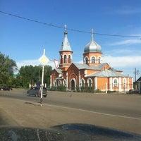 Photo taken at Переволоцкий by Nikita V. on 7/22/2012
