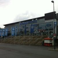 Photo taken at Arena Nürnberger Versicherung by Winfried S. on 6/8/2012