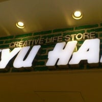 Photo taken at Tokyu Hands by Nob on 12/3/2011