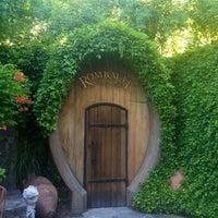 Photo taken at Rombauer Vineyards by Renata DeMello- UR_Realtor4Life on 7/1/2012