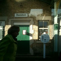 Photo taken at Beeston Railway Station (BEE) by Dee D. on 12/27/2011