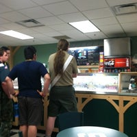 Photo taken at MSU Dairy Store by Steve T. on 8/1/2012